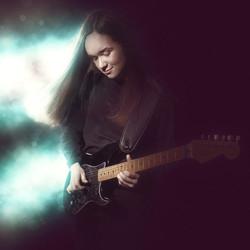 Rocker Post Production Portrait