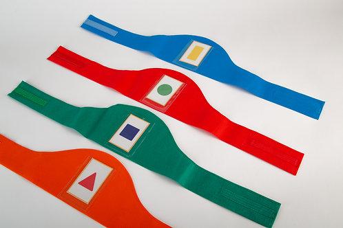 Cintillo Adivinanzas (12) + 1 set de tarjetas