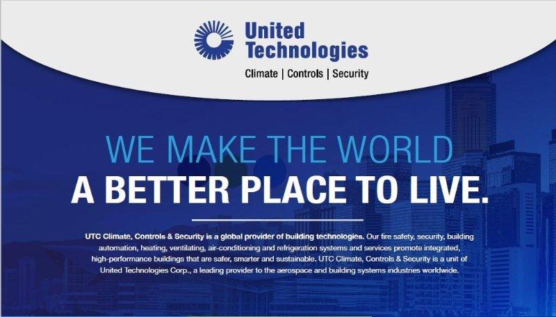 UTC banner