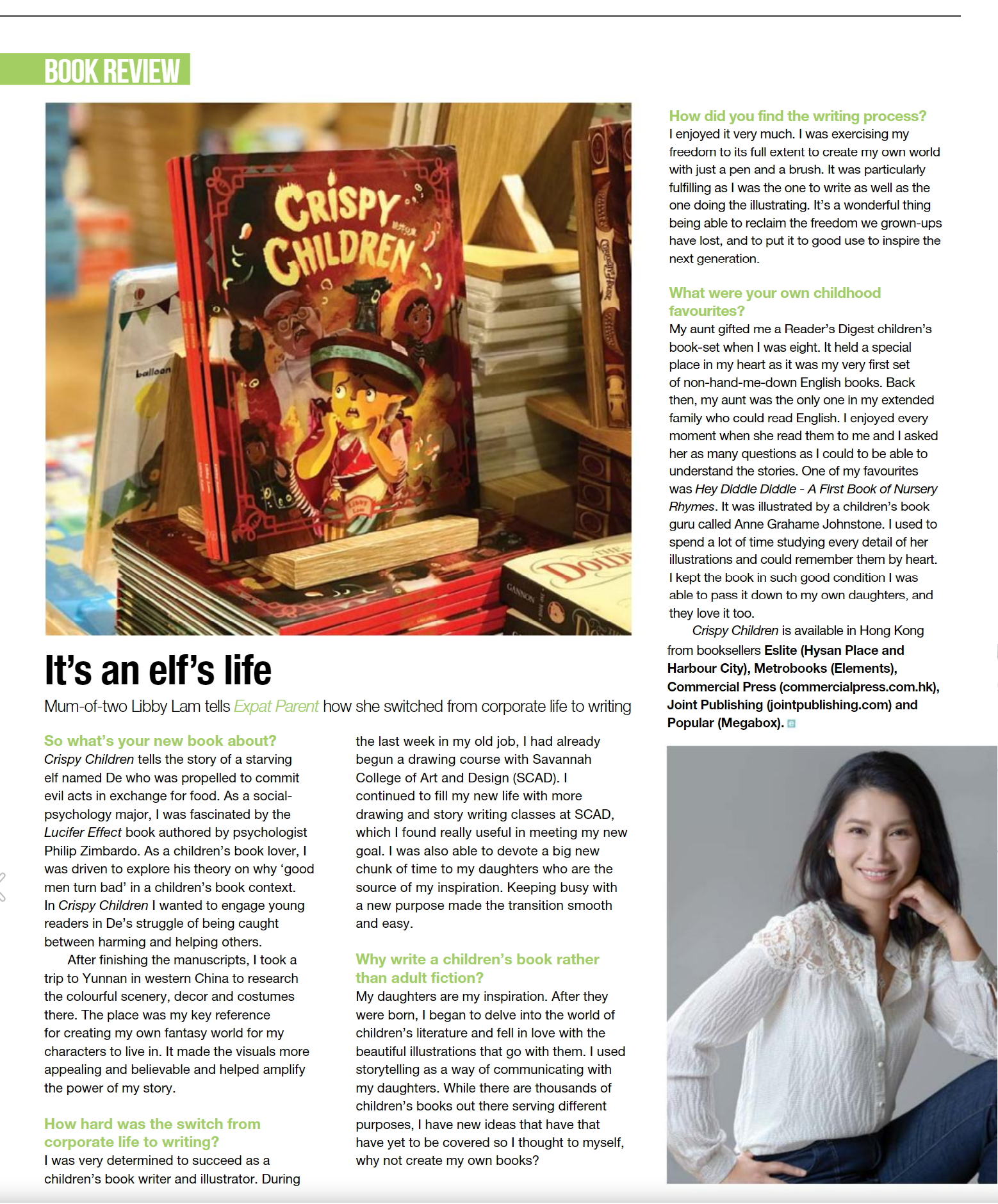 Crispy Children Expat Parent Magazine