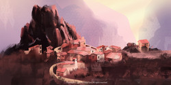 Environment of a Fantasy Land
