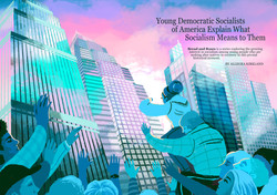 Young Democratic Socialists of America Explain What Socialism Means to Them