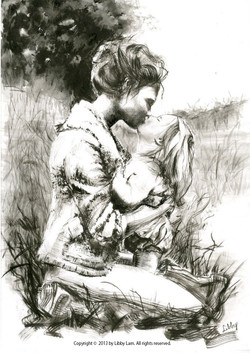 'Mother & Daughter'