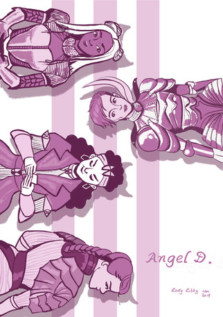 """Angel D"""