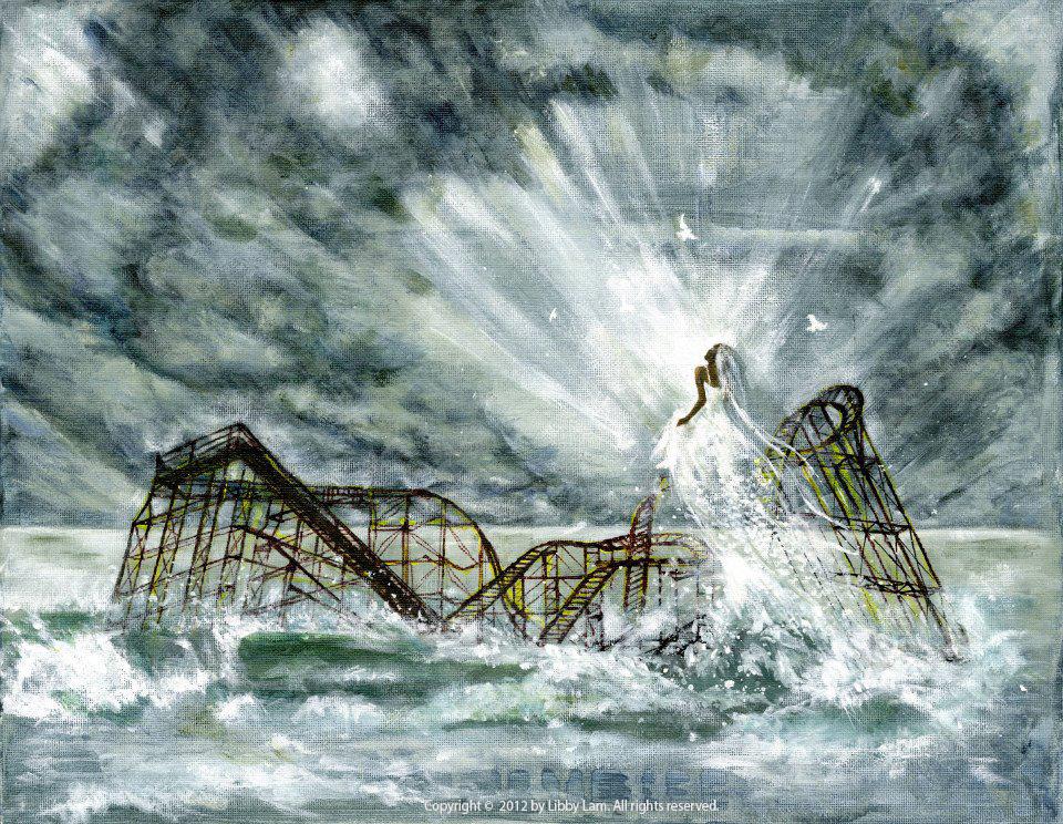'The Landing of Sandy'