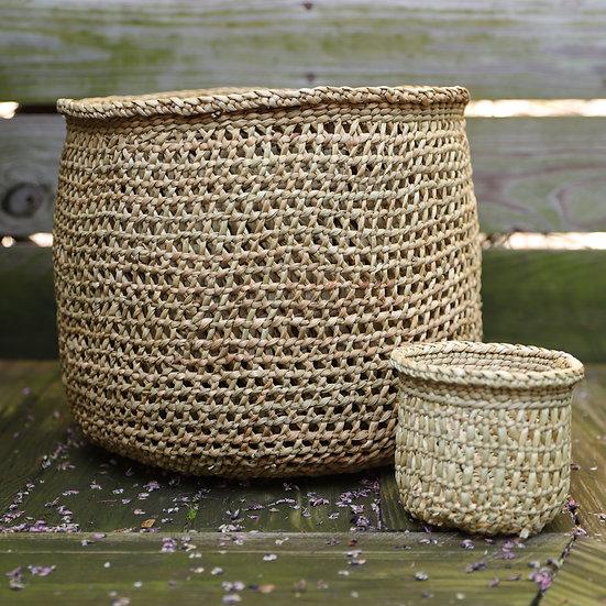 Fahari Tanzania Iringa Baskets Open Weave