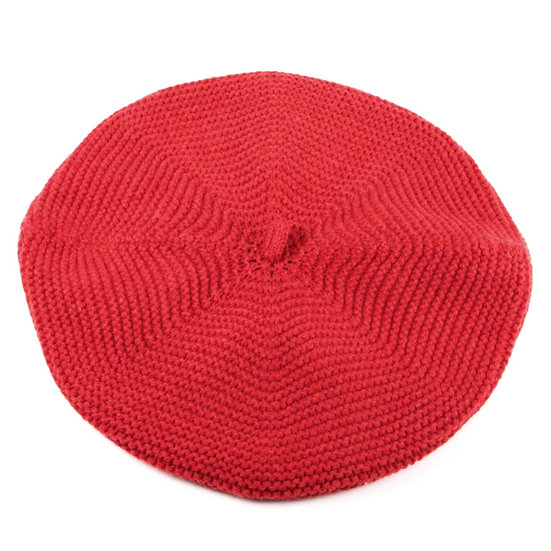 ANNIE NEILL  LAMBSWOOL BERET
