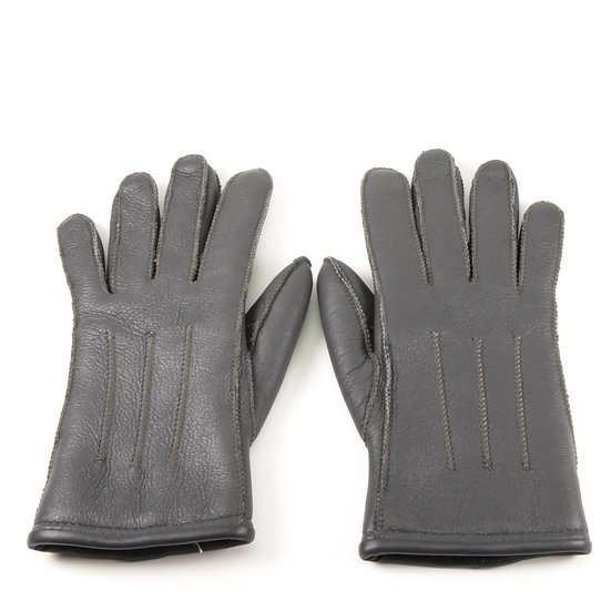 PARAJUMPERS SHEARLING GLOVES