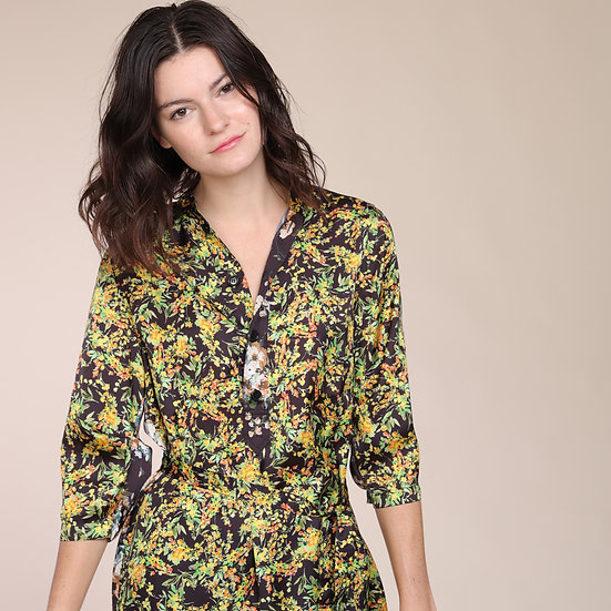 Hope Flex Dress Floral Print