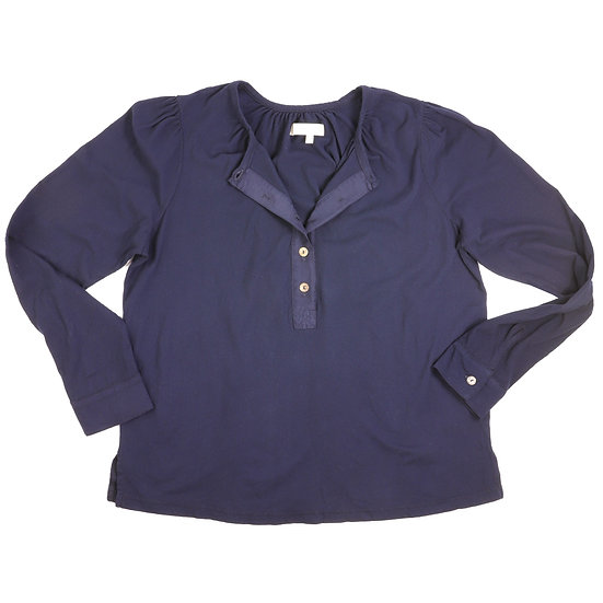 Hansel From Basel Dylan Top Navy