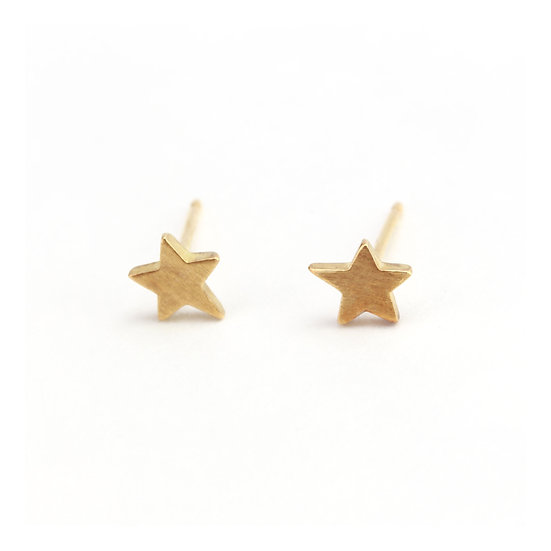 Marian Maurer Tiny Star Studs