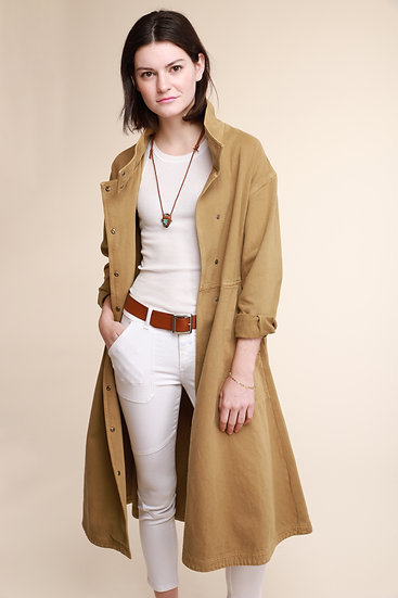 CLOSED TIANA DUSTER COAT