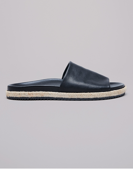 ACOTE ADEL LEATHER MULES