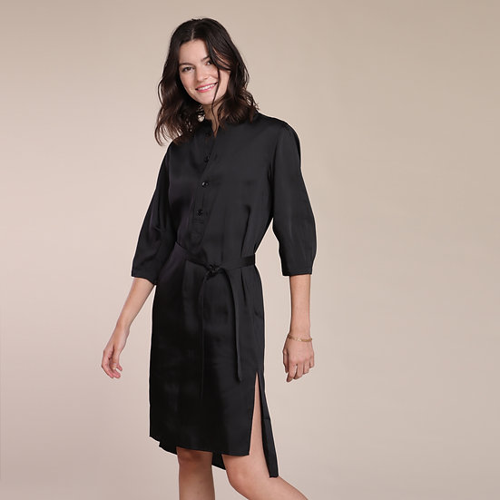 Hope Flex Dress Black