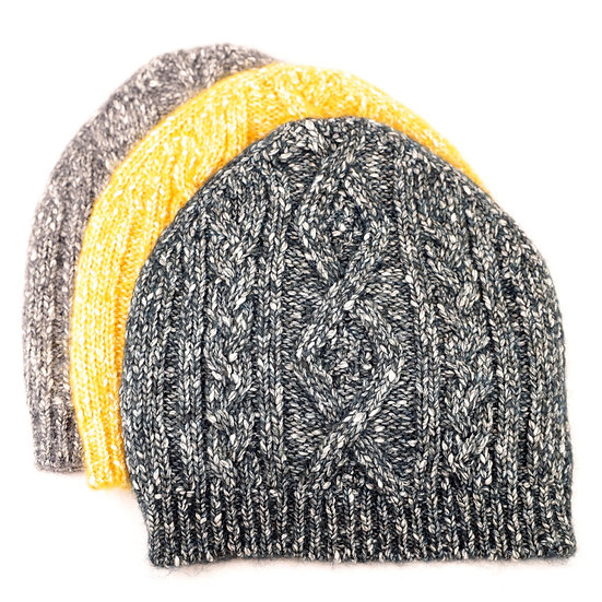 MAJESTIC CABLE HAT