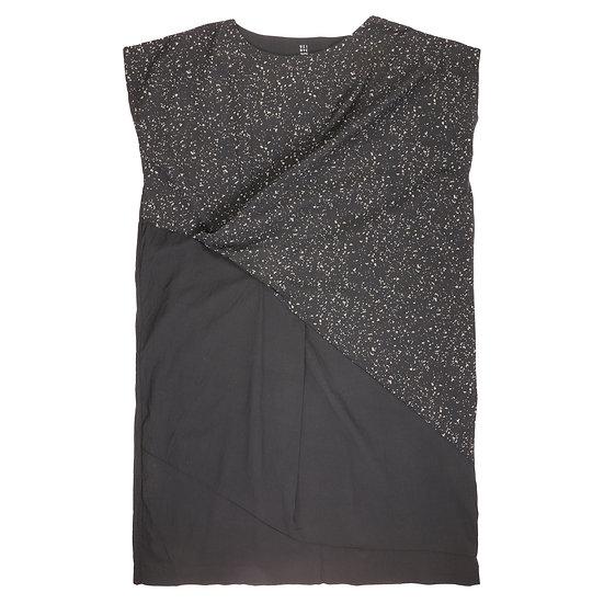 UZI Speckled Wave Dress