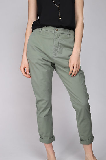 HOPE NEWS EDIT TROUSER LIGHT GREEN