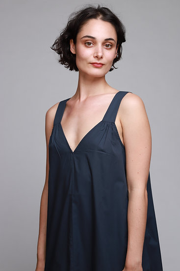CLOSED ILKA DRESS THUNDER