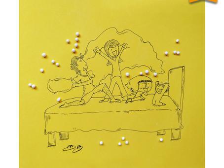 Pandemia: como ajudar as crianças a lidar com o estresse