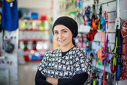 BREMEN'S Tierklinik in Alanya - Tierarzt Assistentin Hatice Sarigül