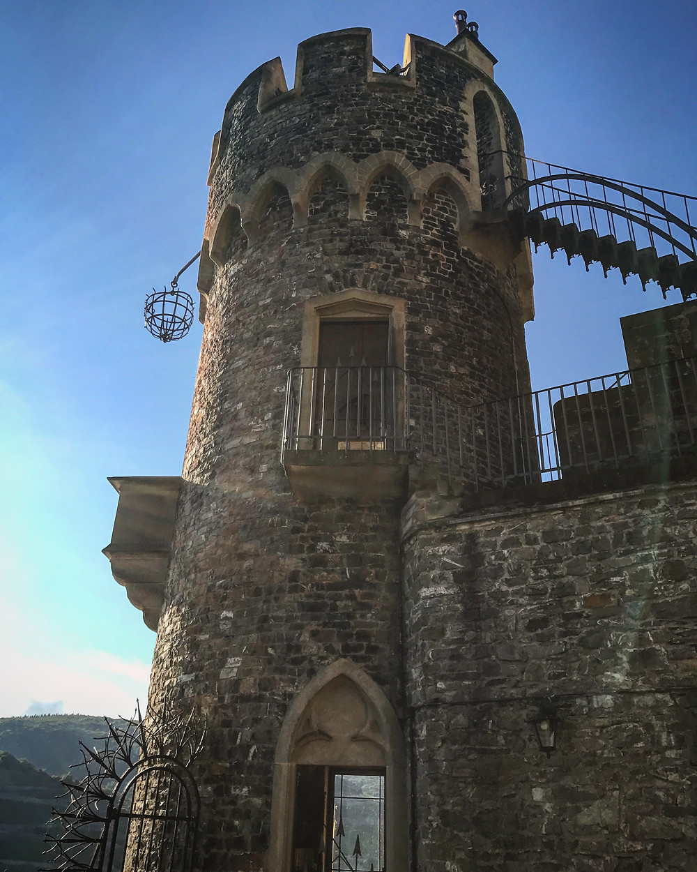 One of the castles that we had visited.