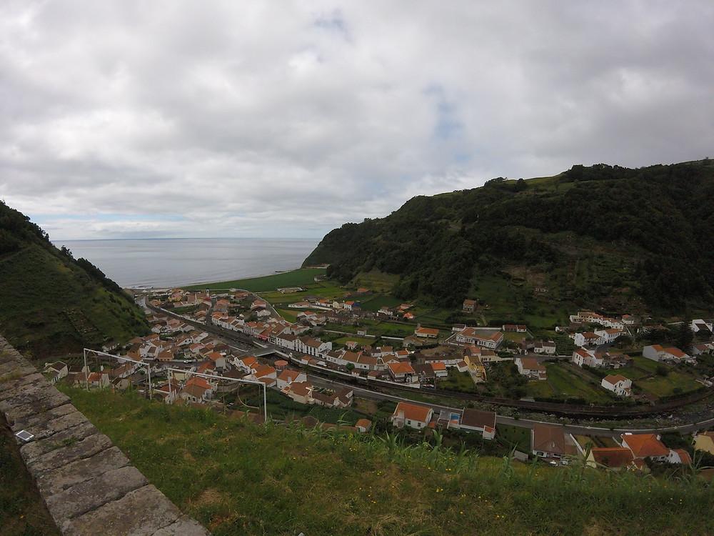 Town of Faial Da Terra.