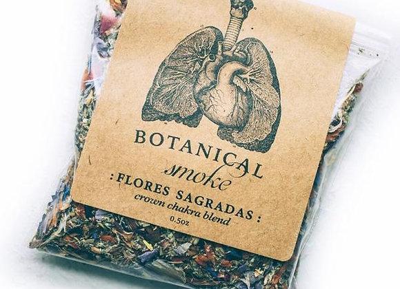 Flores Sagradas : Sacred Herbal Smoke