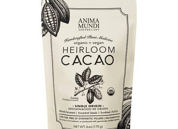 CACAO : Raw, Heirloom + Organic