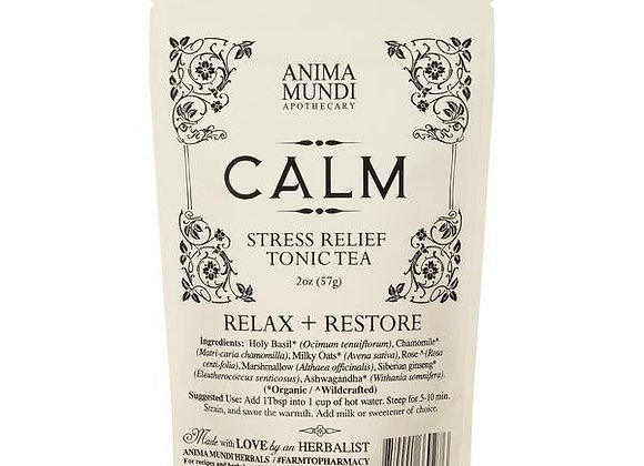 CALM : Stress Relief Tonic Tea
