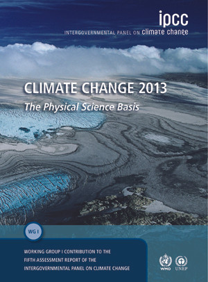 The IPCC AR5 just published
