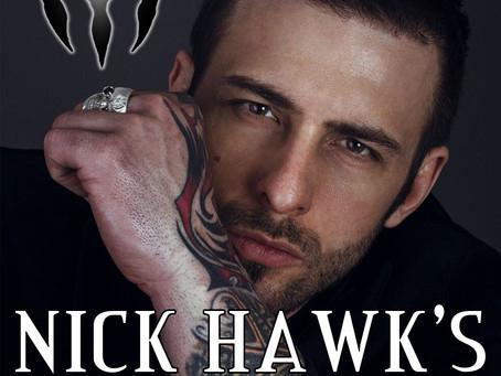 "Nick Hawk's '100 Kicks In The Ass"" becomes an Amazon best seller!"