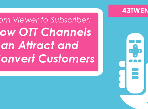 From Viewer to Subscriber: How OTT Channels can Attract and Convert Customers