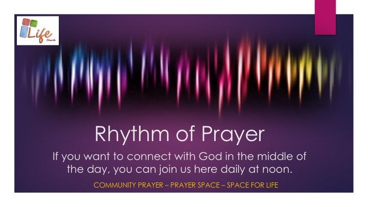 12Rhythm of Prayer PP