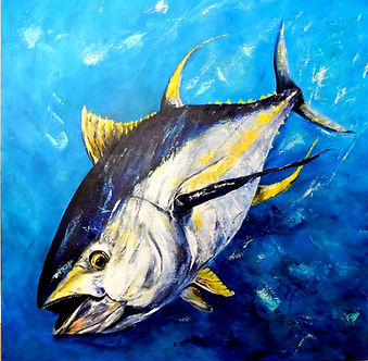 Annette_Taunton_art_painting_Yellowfin.j