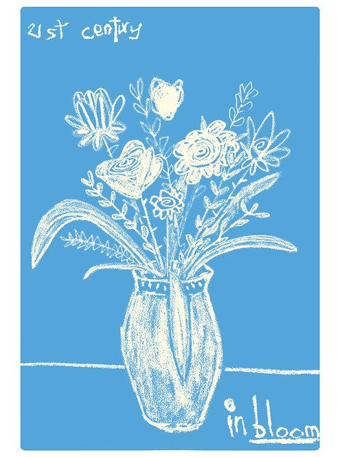 In Bloom A4 Print