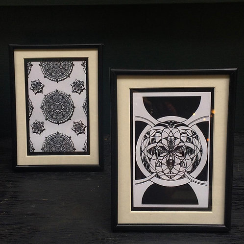 Framed Prints (small)