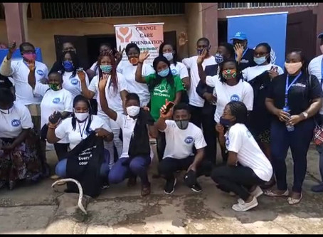World Humanitarian Day 2020 in Bamenda - Real Life Heroes