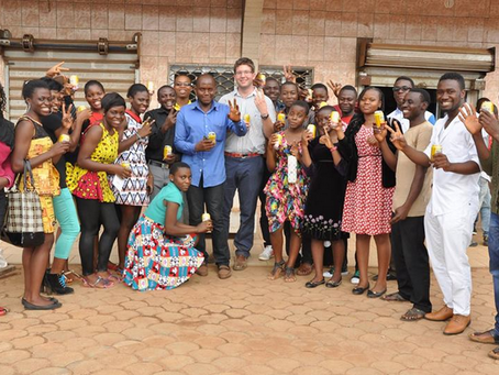 Viktor Mak Travels to Cameroon