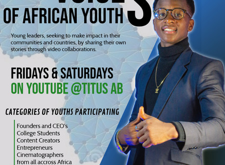 Voices of African Youths