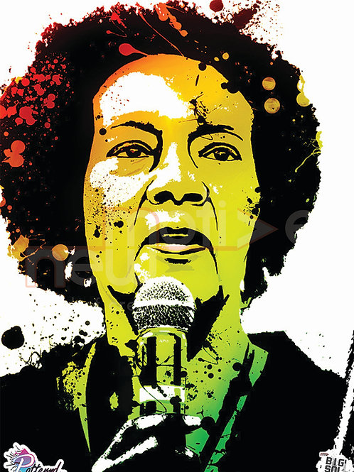 Dr Frances Cress Welsing (A3 Print)