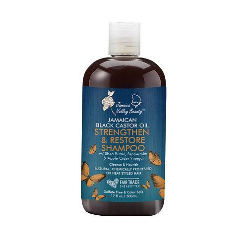 Jamaica Valley Strengthen & Restore Shampoo