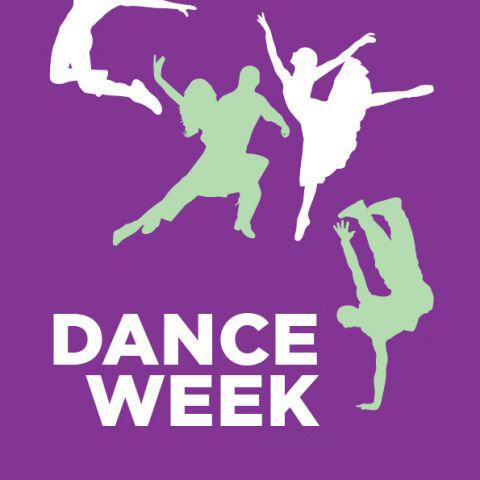 Dance Week Camp (7/23-7/26