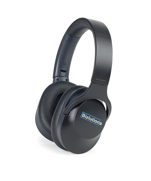 Brookstone® Bass Boost Bluetooth® Headphones