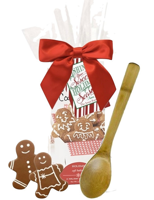 Holiday Gingerbread Cookie Kit