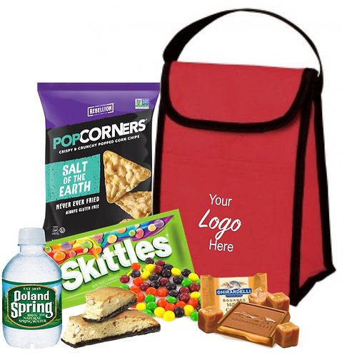 Snack Filled Tote