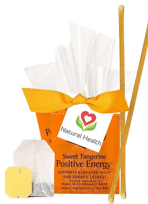 Positive Energy Tea & Honey Kit