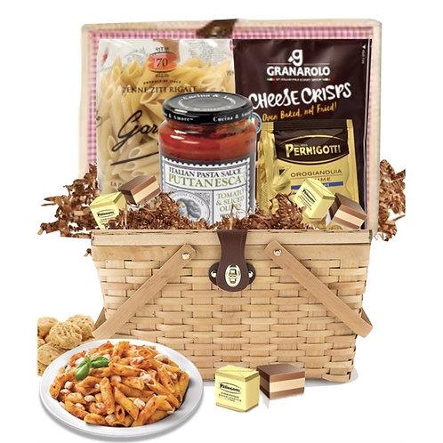 Italian Gourmet Basket