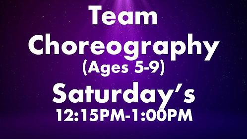 Team Choreography
