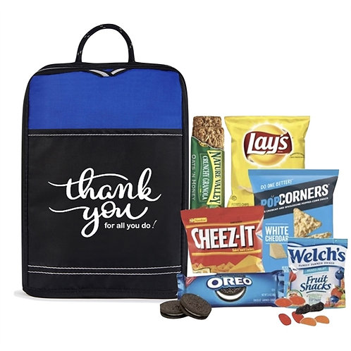 Thanks For All You Do Snack Cooler