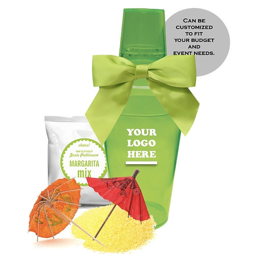 Happy Hour Cocktail Shaker Kit